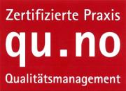 Logo qu.nu - Praxis Zertifizierung